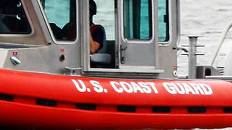 Coast Guard stock image
