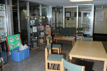 Police investigation photo of a classroom at Sandy Hook Elementary School. (AP Photo/Connecticut State Police)