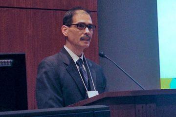 Marco V. Navarro, a senior program officer at the Robert Wood Johnson Foundation.