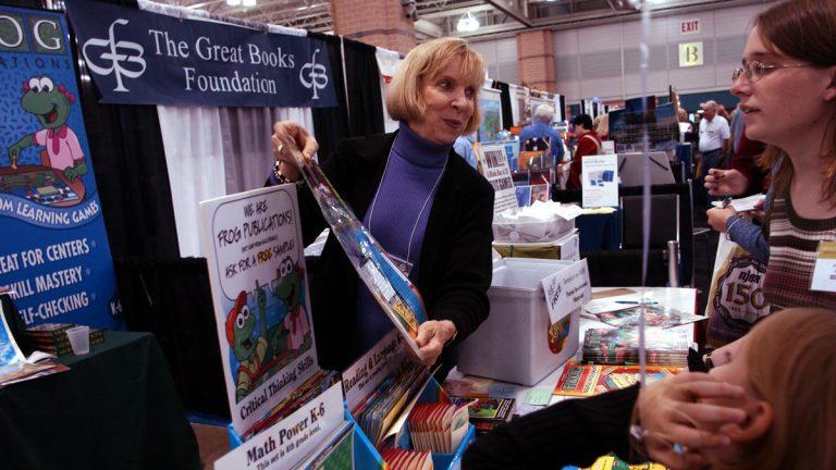 New Jersey Education Association Teachers Convention in Atlantic City, N.J. (AP FILE Photo/Mary Godleski)