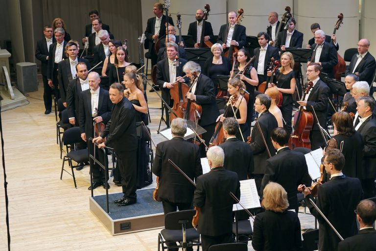 Russian National Orchestra (photo courtesy of RNO)