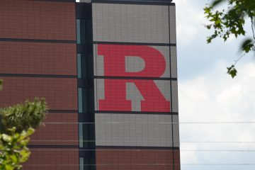 Rutgers University has law schools in Newark and Camden. (Marcus Biddle/for NewsWorks)