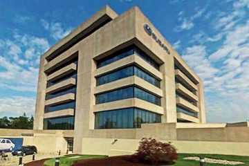 Subaru of America headquarters at 2235 Marlton Pike in Cherry Hill, NJ. (Image via Google maps)