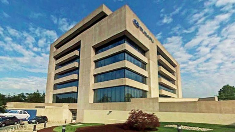 Subaru of America headquarters at 2235 Marlton Pike in Cherry Hill, NJ. (Image via Google maps)
