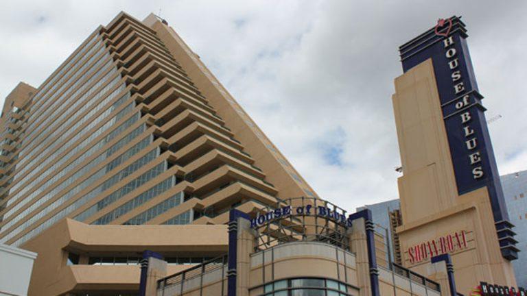 Stockton University purchased the now closed Showboat casino.