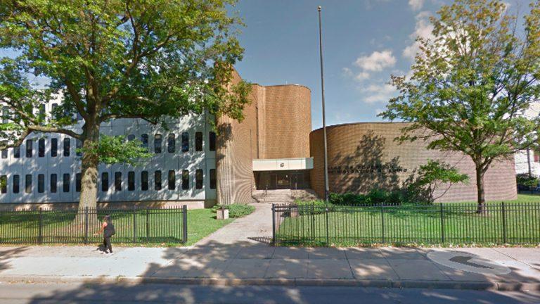 Trenton Board of Education building. (Image via Google Maps)