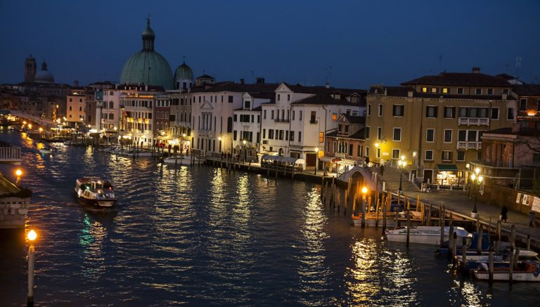 Venice, Italy is the inspiration behind Ocean City, NJ's boat  parade. (Shutterstock file photo)