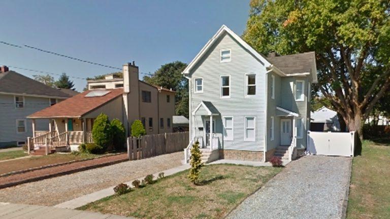 245 Joline Ave. Long Branch, NJ. (Image Google Street View)