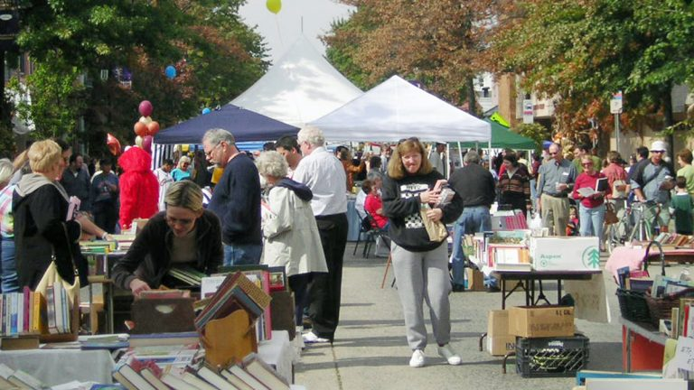 The Collingswood Book Fest (Photo courtesy of Book Fest, file)