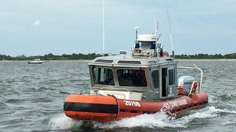 US Coast Guard vessel. (Photo courtesy of USCG, file)