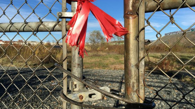 New Jersey is home to many former industrial site that remain polluted. (WNYC file photo)