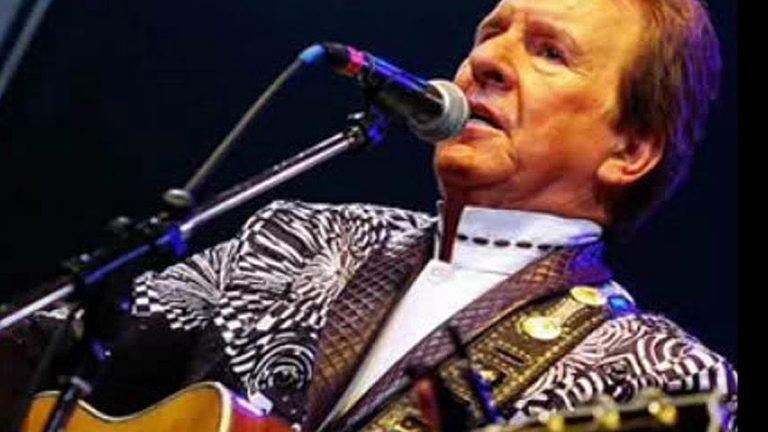 Tommy Cash, brother of Johnny Cash, will headline the 2015 Haddonfield's First Night celebration. (Image via firstnighthaddonfield.org