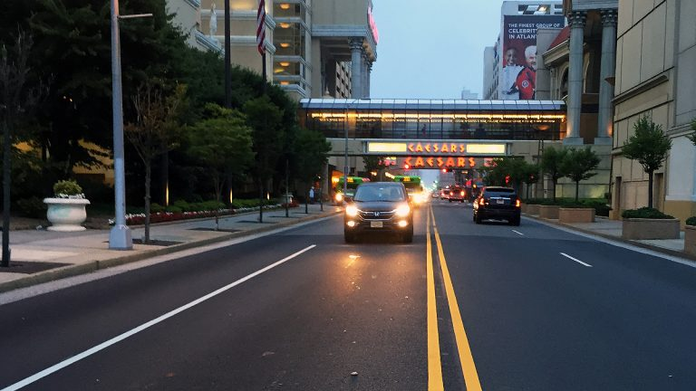 Pacific Ave in Atlantic City. (Alan Tu/WHYY, file)