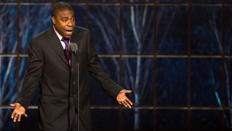 FILE - In this April 28, 2012, file photo, Tracy Morgan attends The Comedy Awards in New York. (AP Photo/Charles Sykes, File)
