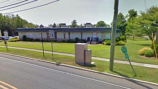 VA clinic in Northfield, NJ. (Image via Google Streetview)