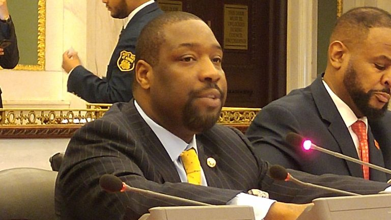 Philadelphia Councilman Kenyatta Johnson says the level of violence