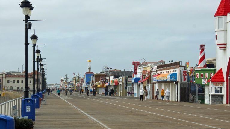 Ocean City was named 'Best Beach' by Coastal Living magazine. (Alan Tu/WHYY)