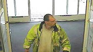 38-year-old Arthur Buckel seen on surveillance video at a CVS in Barnegat Twp