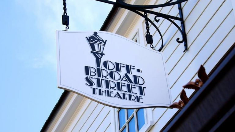 The Off Broadstreet Theater building has new owners with plans to expand its offerings.  (Photo courtesy of Off-Broad Street Theatre)