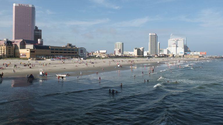 Atlantic City beach FILE photo (Alan Tu/WHYY)