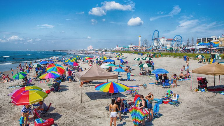 Poll names Ocean City and Wildwood Crest best beaches in ...