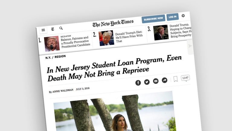 The state hearing was called after a New York Times story raised concerns about the program.