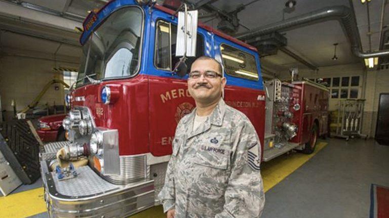 Master Sgt. Jorge A. Narvaez