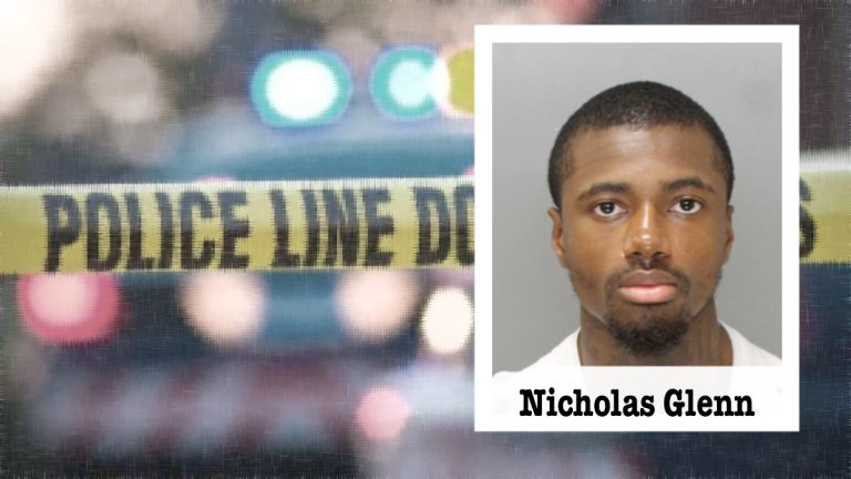Philadelphia Police say Nicholas Glenn was the gunman in Friday night's shooting that left 1 dead