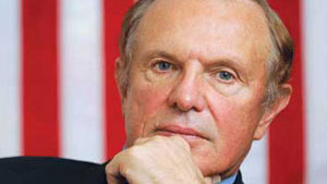 State Senator Ray Lesniak said Monday that he will NOT run for governor. (Photo from NJ Spotlight)