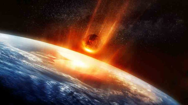 A comet strike could have caused the earth to heat up 9-16 degrees. (Big Stock photo)