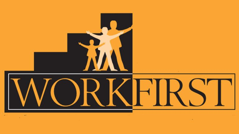 Work First is New Jersey's updated welfare program following the 1996 federal welfare reform bill. (Image via State of New Jersey)