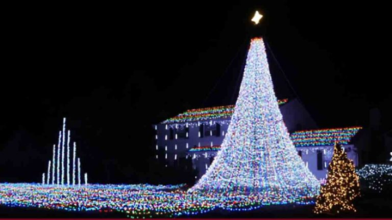 Christmas Light Displays.Check Out One Of New Jersey S Top Christmas Light Displays