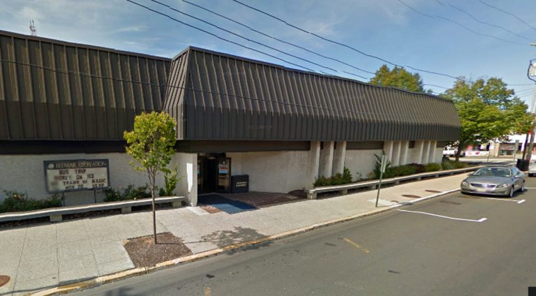 Belmar's city administration building  includes the fire marshall's office. (Image via Google Maps)