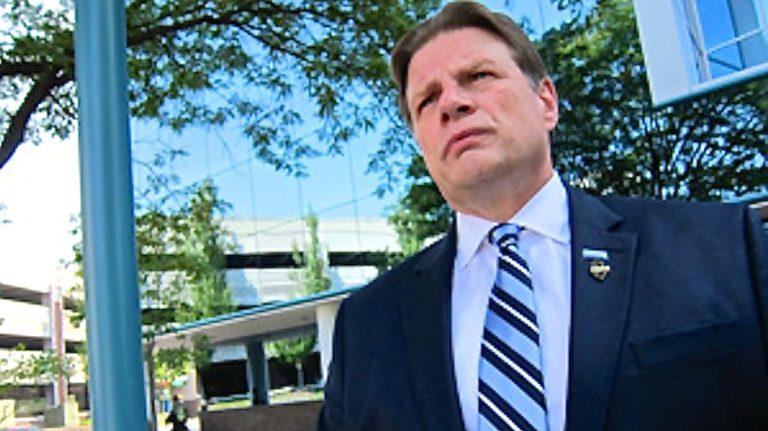 NJEA President Wendell Steinhauer (Photo courtesy NJSpotlight.com)