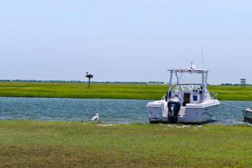 A Barnegat Bay scene from 2012. (Photo: Jennifer Husar)