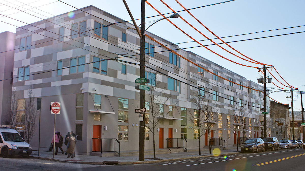People 39 s emergency center opening affordable housing for for Apt theater schedule