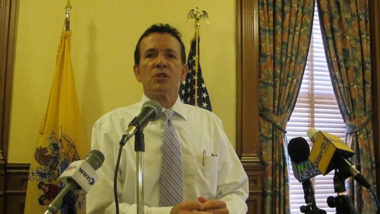 New Jersey Assemblyman Declan O'Scanlon