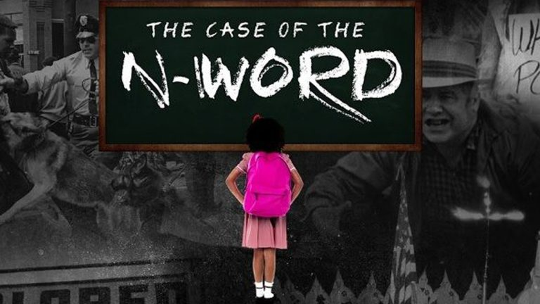 Trial by Jury: The Case of the N-Word airs Tuesday evening at 11 on WHYY-TV.(trialbyjury.tv)