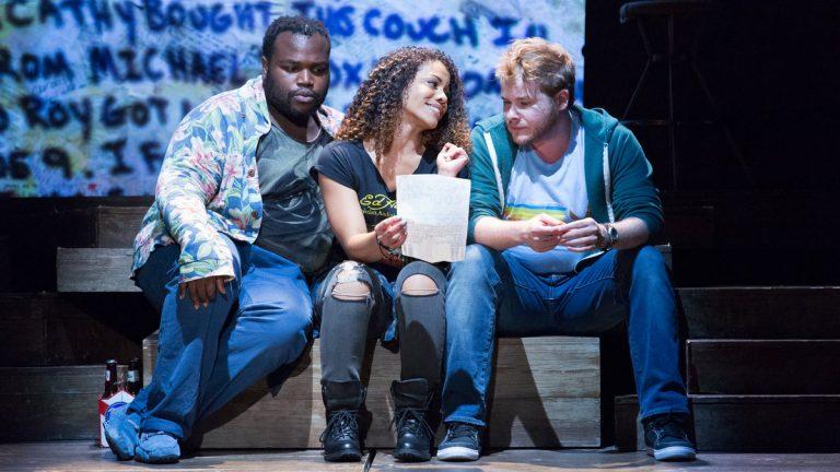In Philadelphia Theatre Company's production of 'Found