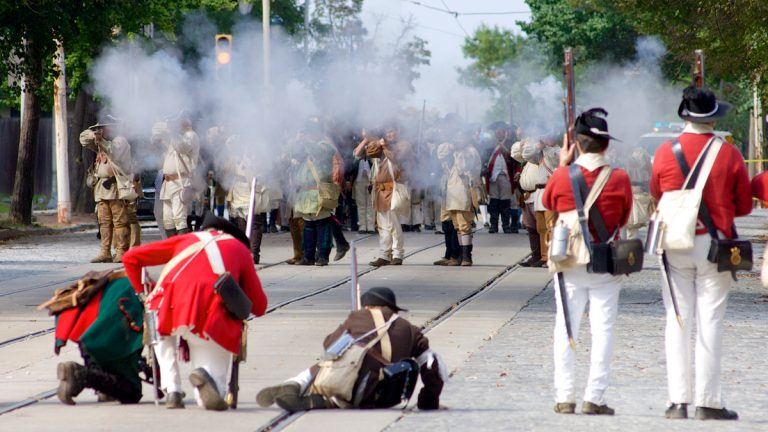 The Revolutionary Germantown Festival is coming up! The Revolutionary Germantown Festival is coming up! (Bas Slabbers/for NewsWorks)