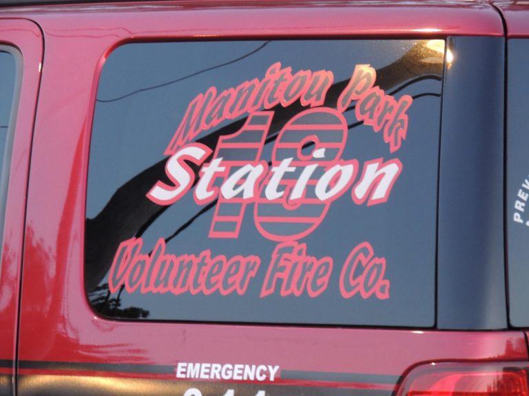 (Image: Manitou Park Volunteer Fire Company, Station 18 via Facebook)
