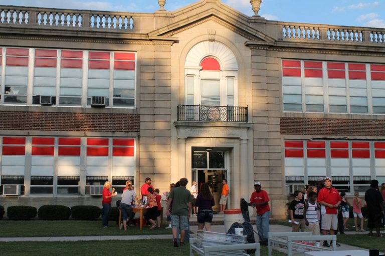 Laurel Intermediate Middle School (photo courtesy of Laural Intermediate Middle School website)