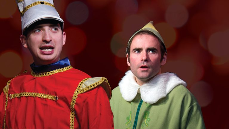 Celebrate the holiday season with Act II Playhouse's