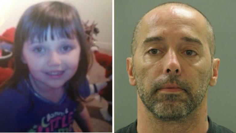 Police say 3-year-old Elinor Trotta was taken from her mother by her father, Michael Trotta, Monday night. (photo courtesy NCCoPD)