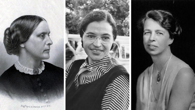 Susan B. Anthony, Rosa Parks and Eleanor Roosevelt have been suggested as possibilities to appear on the $20 bill.