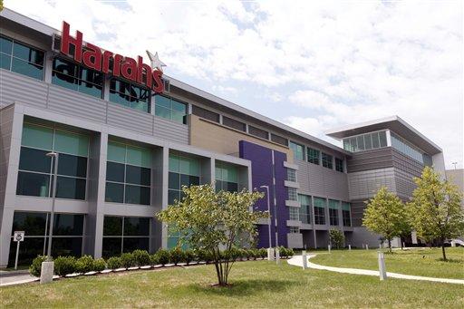 Harrah's Casino in Chester, Pa. (AP Photo/Matt Rourke)