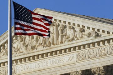 The U.S. Supreme Court building.(AP file photo)