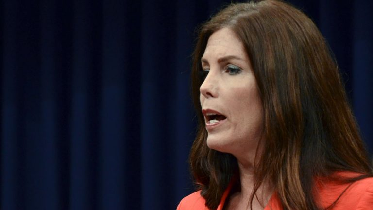 Pennsylvania Rep. Daryl Metcalfe is reintroducing a resolution for the impeachment of state Attorney General Kathleen Kane over her decision to abandon a sting operation. (AP file photo)