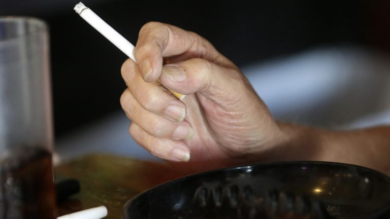 Assemblyman Tim Eustace has introduced legislation that would dedicate 5 percent of the revenue from New Jersey's cigarette tax to smoking-cessation initiatives. (AP file photo)