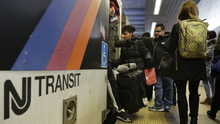 New Jersey Transit has not plans to raise fares despite a budget shortfall.(AP photo/Julie Jacobson)